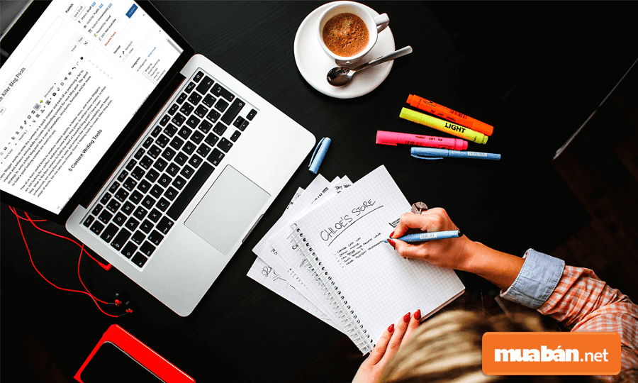 Viết bài PR, bài chuẩn SEO - việc làm cho ai đam mê viết lách