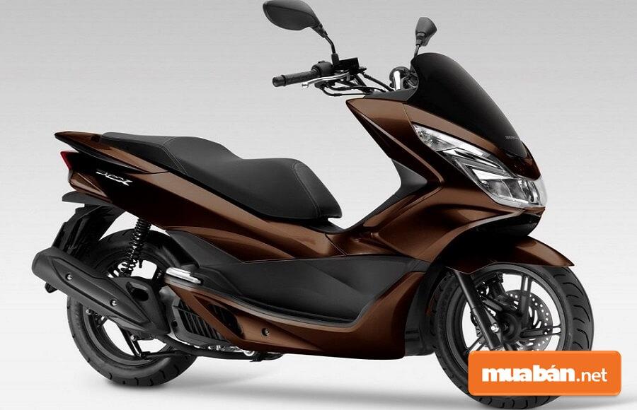 Sức mạnh của xe Honda PCX 125 2017 đến từ loại động cơ đơn xy-lanh có dung tích 125cc