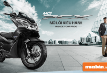 PCX 2017 125cc hiện nay có giá bao nhiêu?