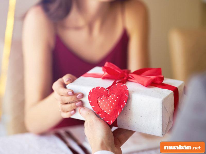 quà valentine tự làm