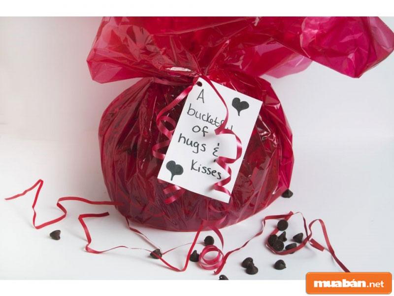 Socola là món quà tuyệt vời nhân dịp Valentine