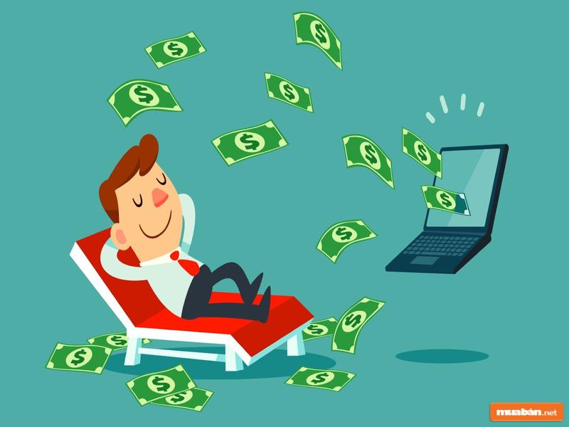 Việc làm thêm tại nhà trên máy tính có thể mang tới cho bạn một khoản thu lớn