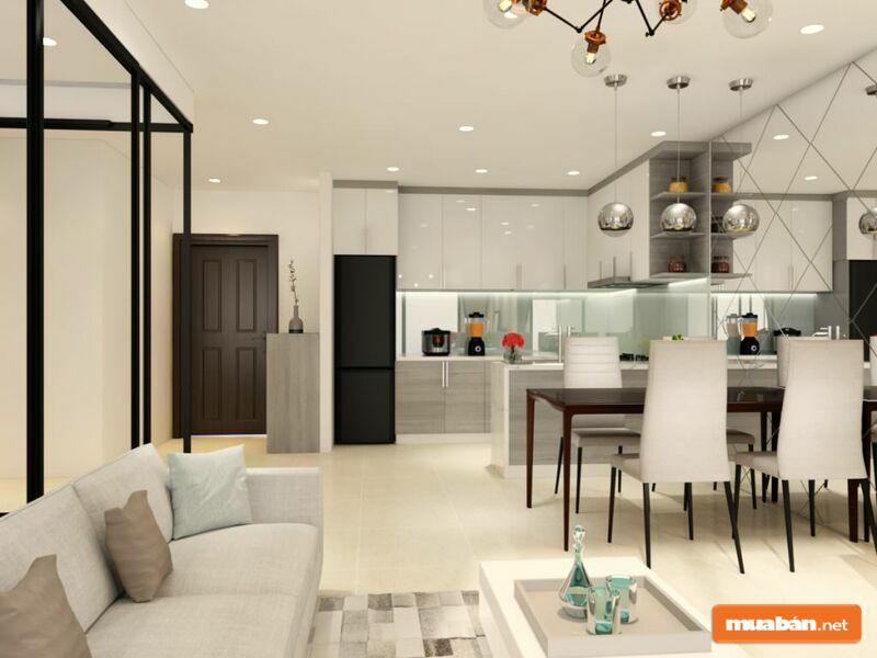 Dự án mang tới cho bạn một không gian sống hoàn hảo