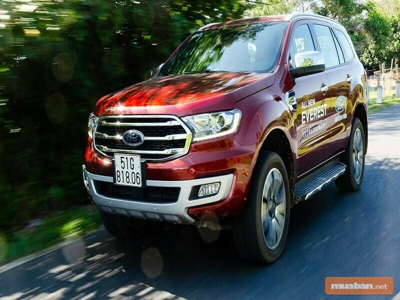 Khả năng tài chính cũng giúp bạn dễ dàng chọn được Ford Đà Nẵng cũ phù hợp