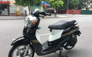 Mio Classico Yamaha - lựa chọn của cô nàng thấp bé