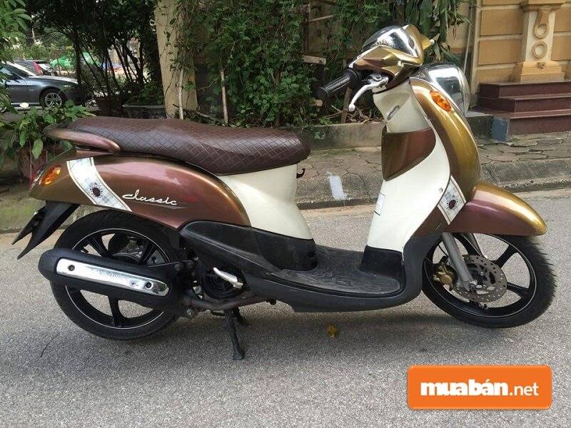 Ngay từ khi mở bán Yamaha công bố giá xe Mio Classico  là 23.500.000 đồng.