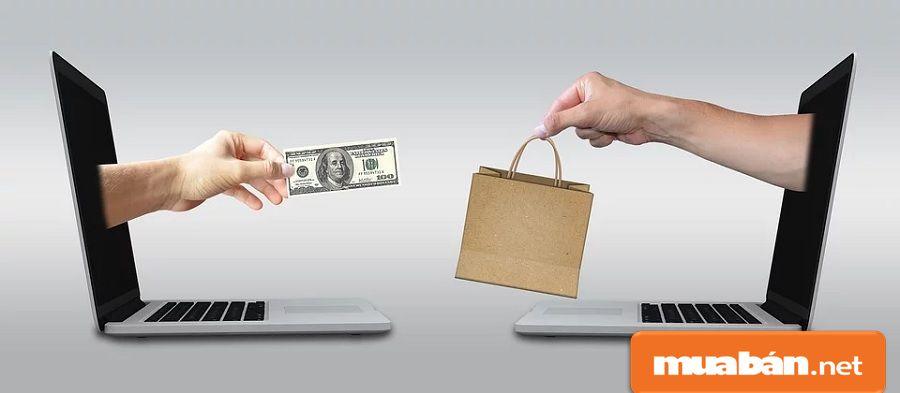 Mua bán hàng online