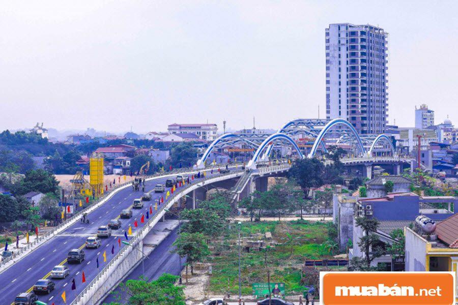 Phát triển hạ tầng kỹ thuật hiện đại, tiên tiến, văn minh