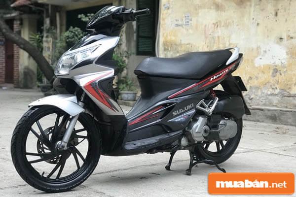 Suzuki Hayate 01