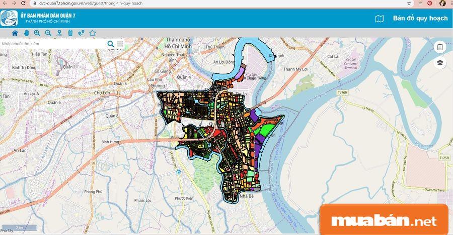 Bạn có thể tham khảo và tra cứu thông tin quy hoạch online.