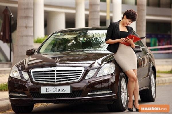 Những chiếc Mercedes cho nữ đang được rất nhiều người tìm kiếm