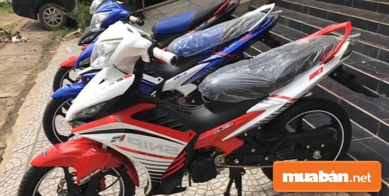 Yamaha Exciter 50cc phù hợp với các bạn nam sinh cá tính hơn là nữ.