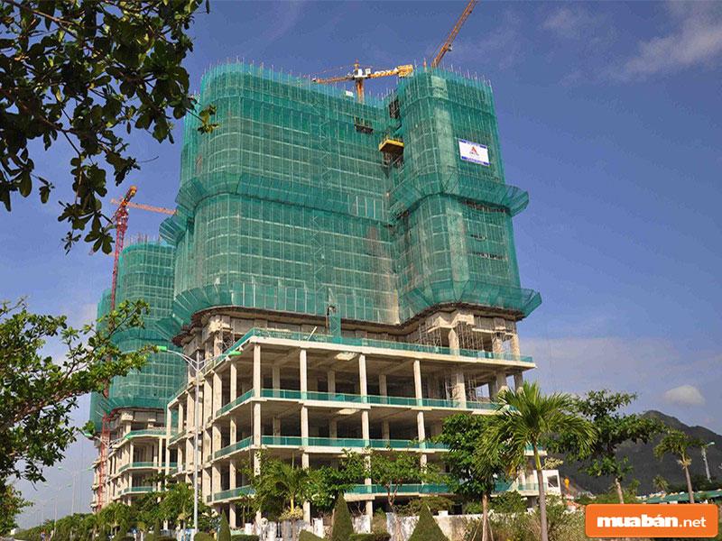 Các dự án chung cư cao cấp được nhiều tập đoàn đầu tư