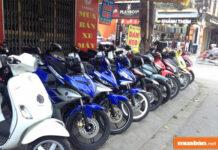 Mua bán xe máy cũ tại Đà Nẵng - có nên hay không?