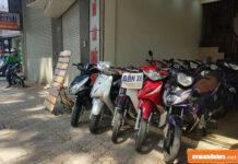 Mua bán xe máy cũ tại Đà Nẵng 01
