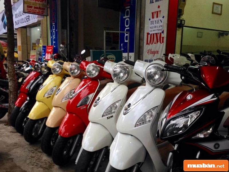 Mua bán xe máy cũ tại Đà Nẵng 04