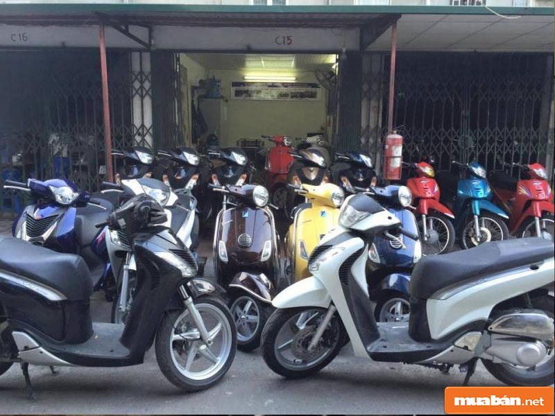 Mua bán xe máy cũ tại Đà Nẵng 05