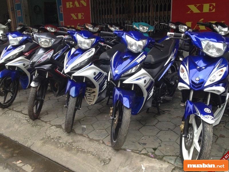 Mua bán xe máy cũ tại Đà Nẵng 06