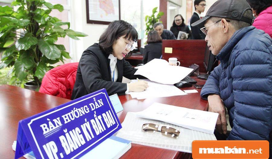 Thủ tục cấp giấy chứng nhận quyền sử dụng đất