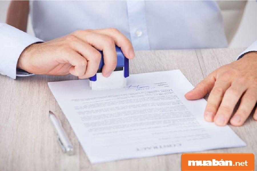 Bạn nên tham khảo và chuẩn bị trước hồ sơ để thủ tục cấp giấy được nhanh chóng.