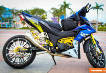 Honda Winner 150 01