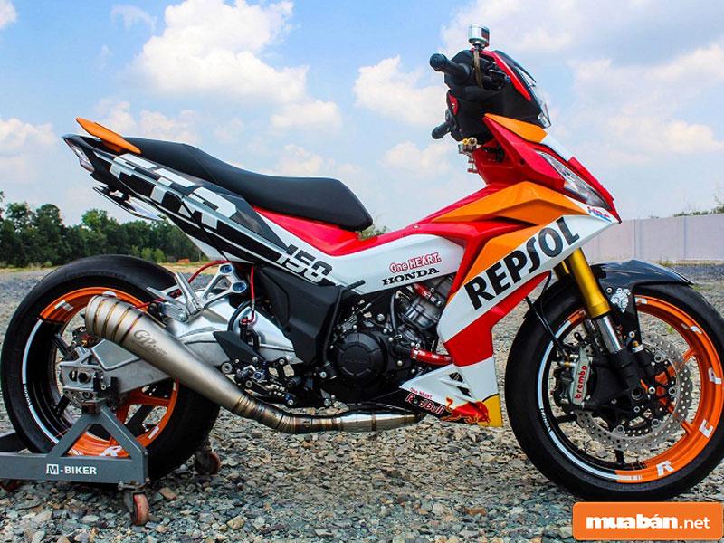 Honda Winner 150 07