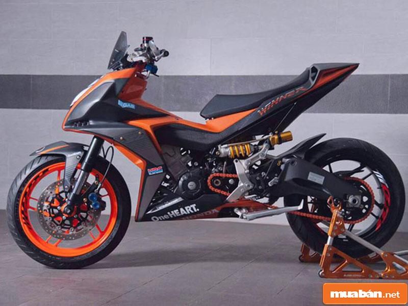 Honda Winner 150 08
