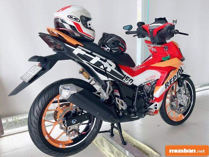 Honda Winner 150 09