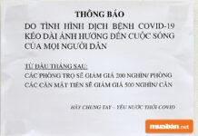 Cho thuê phòng trọ quận Tân Bình: Làm sao để đắt khách thời Cô vi?
