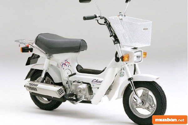 Honda Chaly Cf50 001