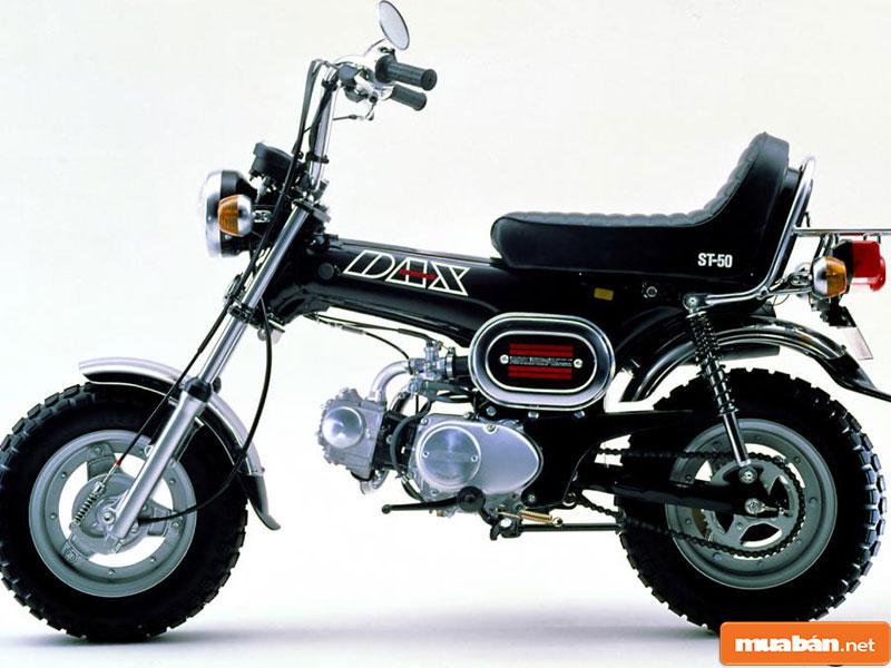 Honda Chaly Cf50 004