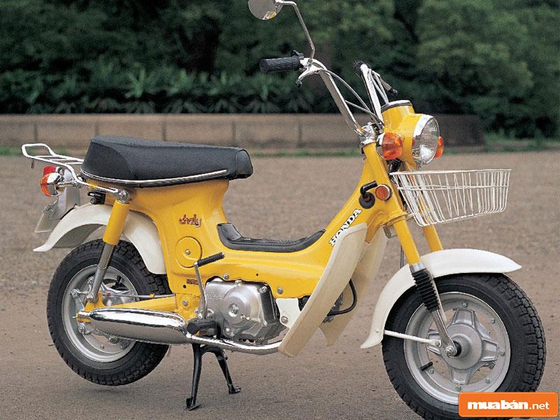 Honda Chaly Cf50 006