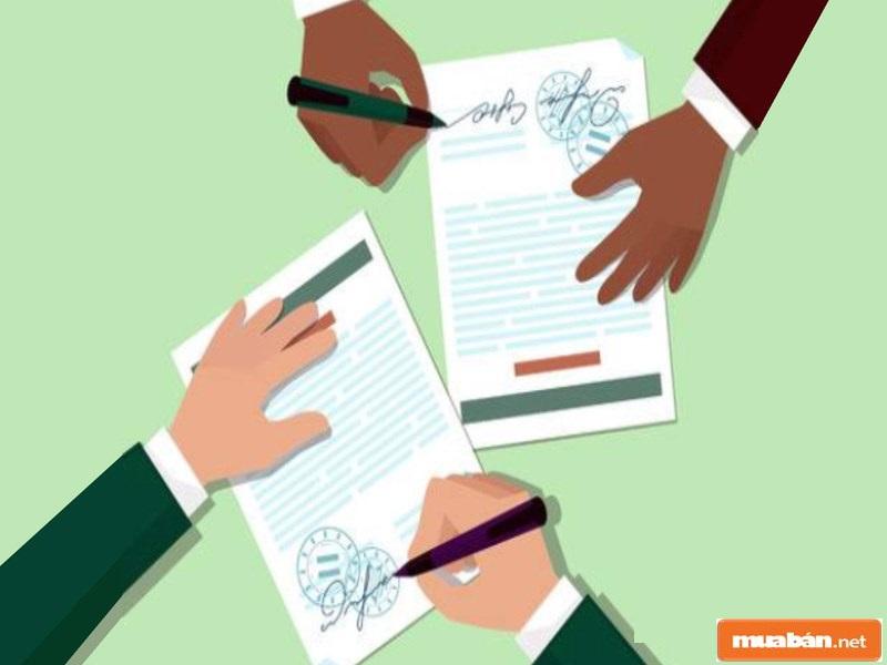 Kinh nghiệm mua đất cho bạn là phải cực kỳ chú trọng trong khâu lập hợp đồng giao dịch