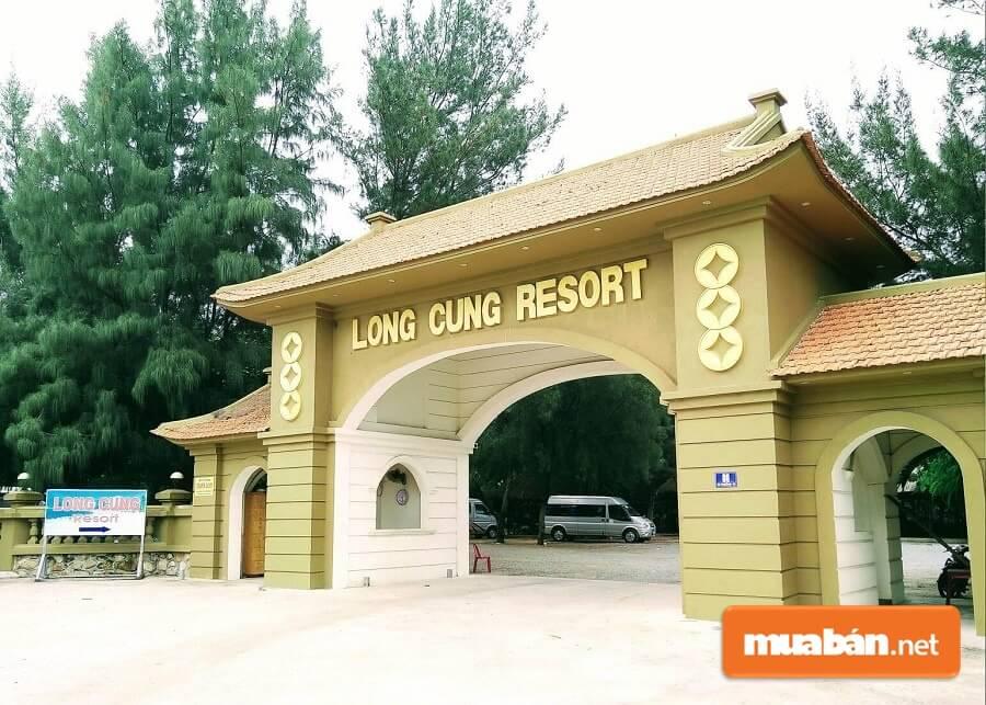 Long Cung Resort Vũng Tàu - khu nghỉ dưỡng giá bình dân