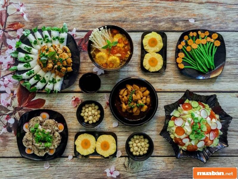Các món chay ngon mang đến khá nhiều lợi ích cho sức khỏe
