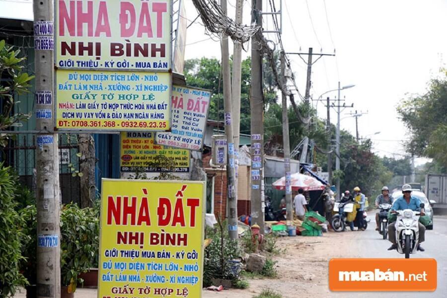 Cẩn thận với những tin rao mua bán nhà đất Ninh Bình ảo