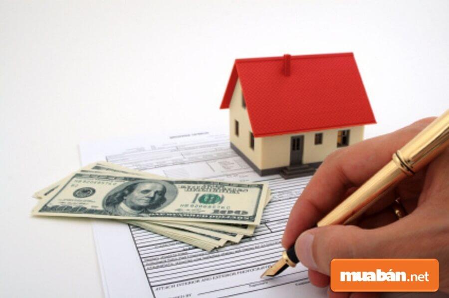 Làm hợp đồng mua bán nhà đất, hợp đồng đặt cọc rõ ràng