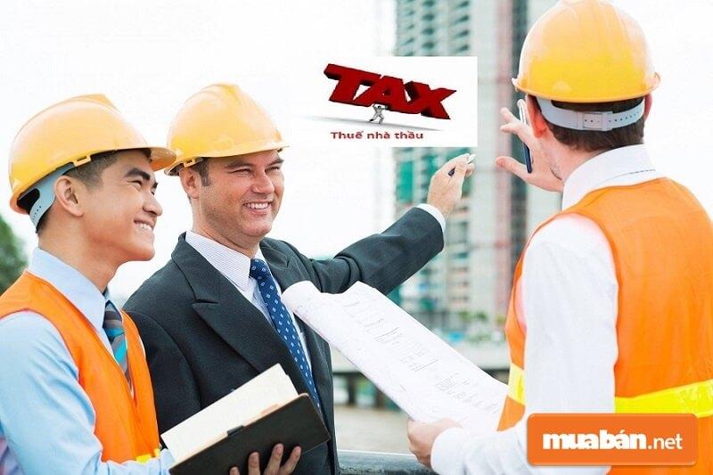 Thuế nhà thầu nước ngoài và cách tính mới nhất 2020