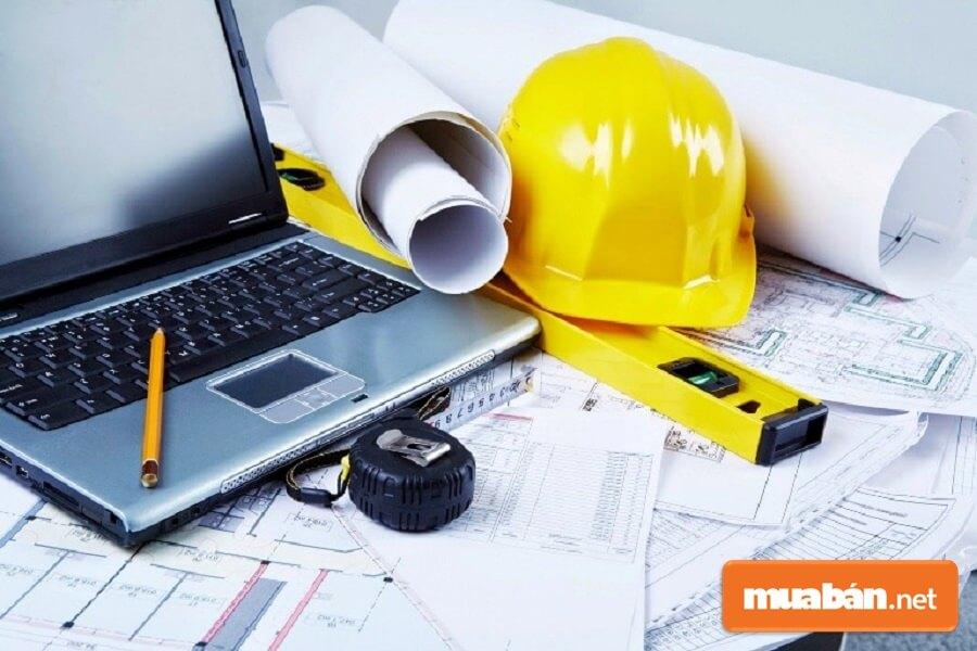 Hãy xây dựng kỹ năng và kiến thức cho bản thânnếu muốn tìm được công việc tốt ngành xây dựng.