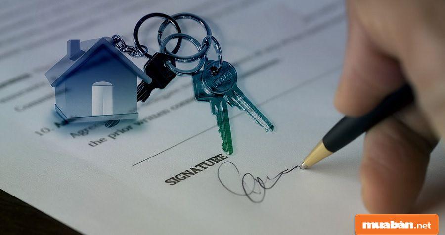 Hợp đồng ký gửi nhà đất