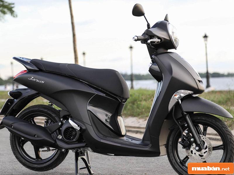 Yamaha Janus 2020: Đối thủ xứng tầm thách thức Honda Vision