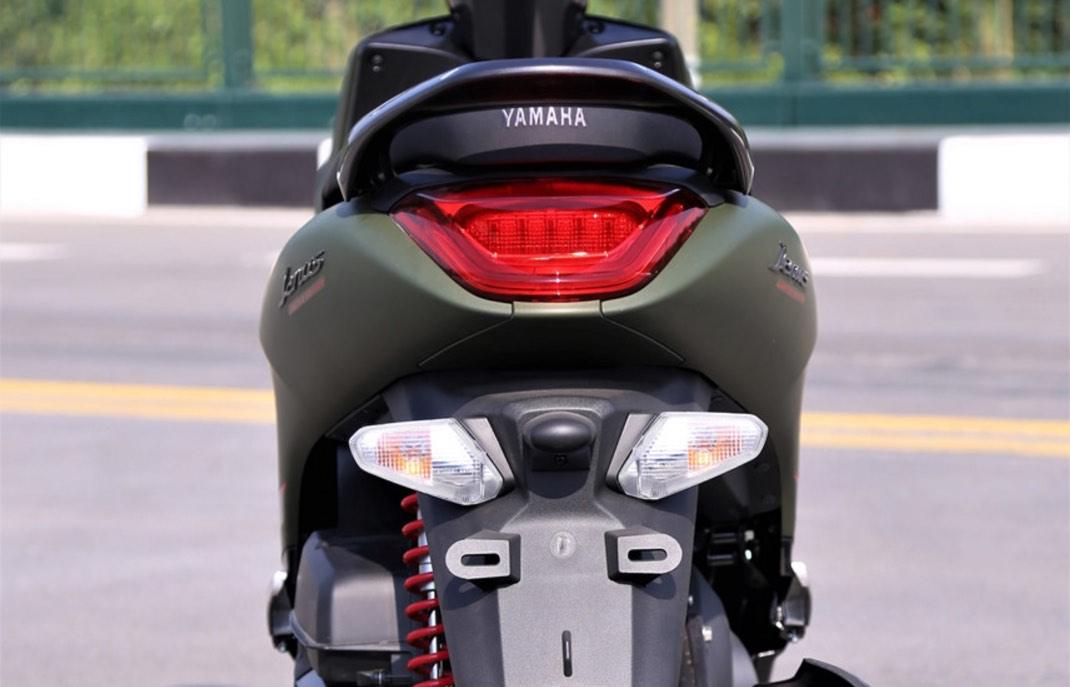 Yamaha Janus 2020 05