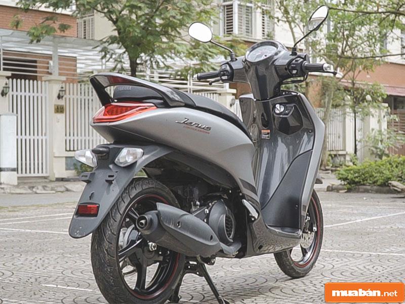 Yamaha Janus 2020 06