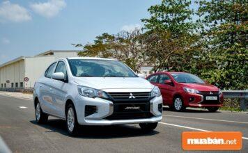 Có nên mua xe Mitsubishi Attrage 2020 không?