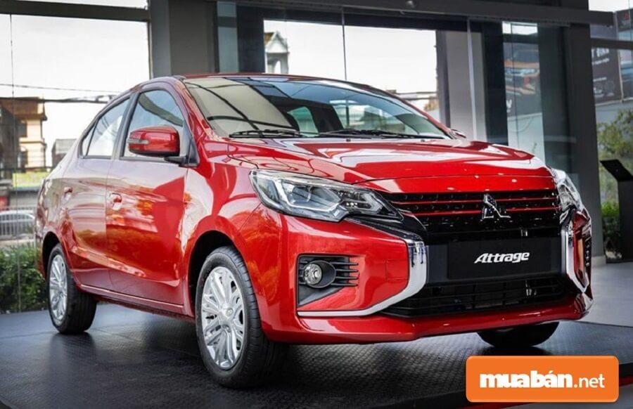 Mitsubishi Attrage 2020 còn sở hữu loạt tính năng an toàn hiện đại được nhiều khách hàng đánh giá cao.