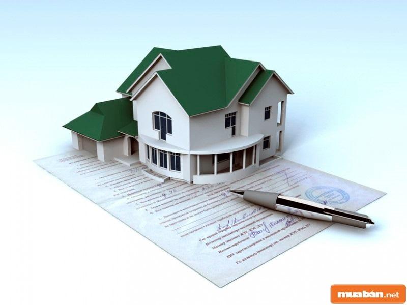 Đất thanh lý xuất phát từ tài sản cầm cố cho ngân hàng, nhưng phía người vay không hoàn trả khoản vay đúng hạn theo thỏa thuận