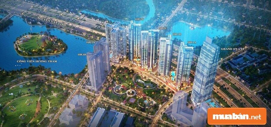 Eco Green Sài Gòn là dự án bất động sản lớn tại quận 7 TPHCM của chủ đầu tư Xuân Mai Corp.