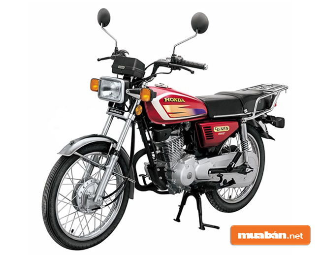 Motocodiengiare Honda Cg125