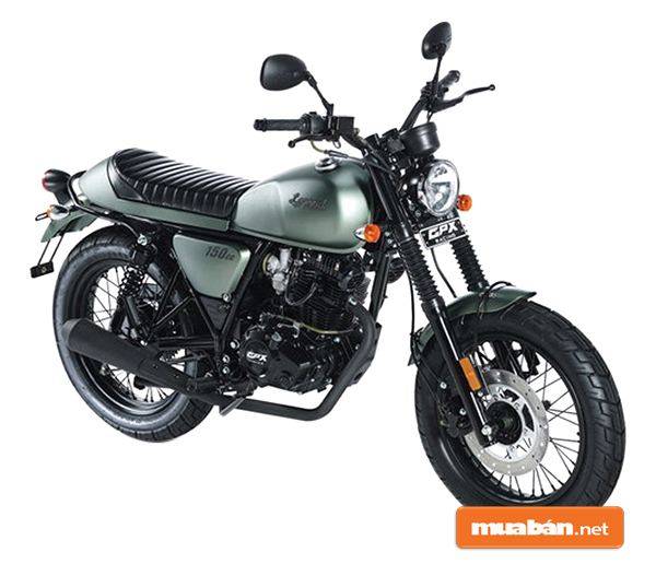 Motocodiengiare Legend 150S