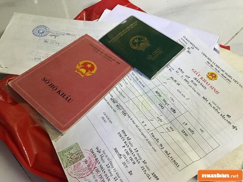 Chuẩn Bị Đầy Đủ Giấy Tờ Đảm Bảo Thủ Tục Được Thực Hiện Nhanh Chóng, Thuận Lợi Hơn